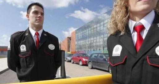 Vigilante de Seguridad: Servicios de Centre Mèdic Santa Eulàlia  BUFETMEDIC