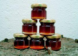 Distribución de miel