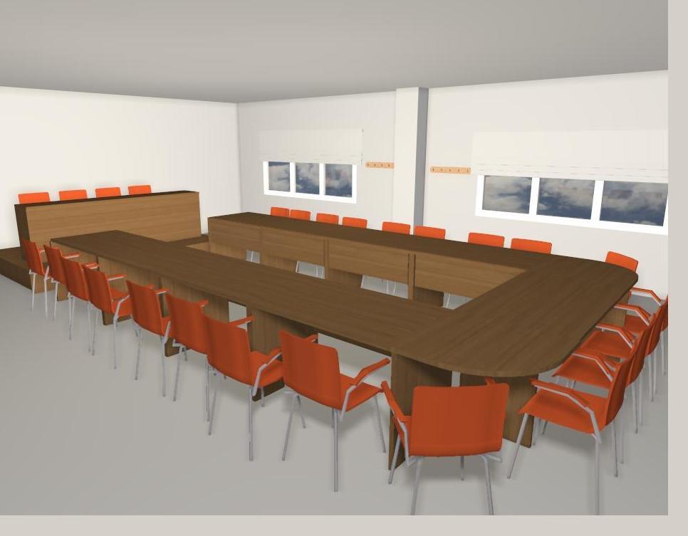 Mesas y sillas de oficina cat logo de glk altzariak for Mesas y sillas de oficina