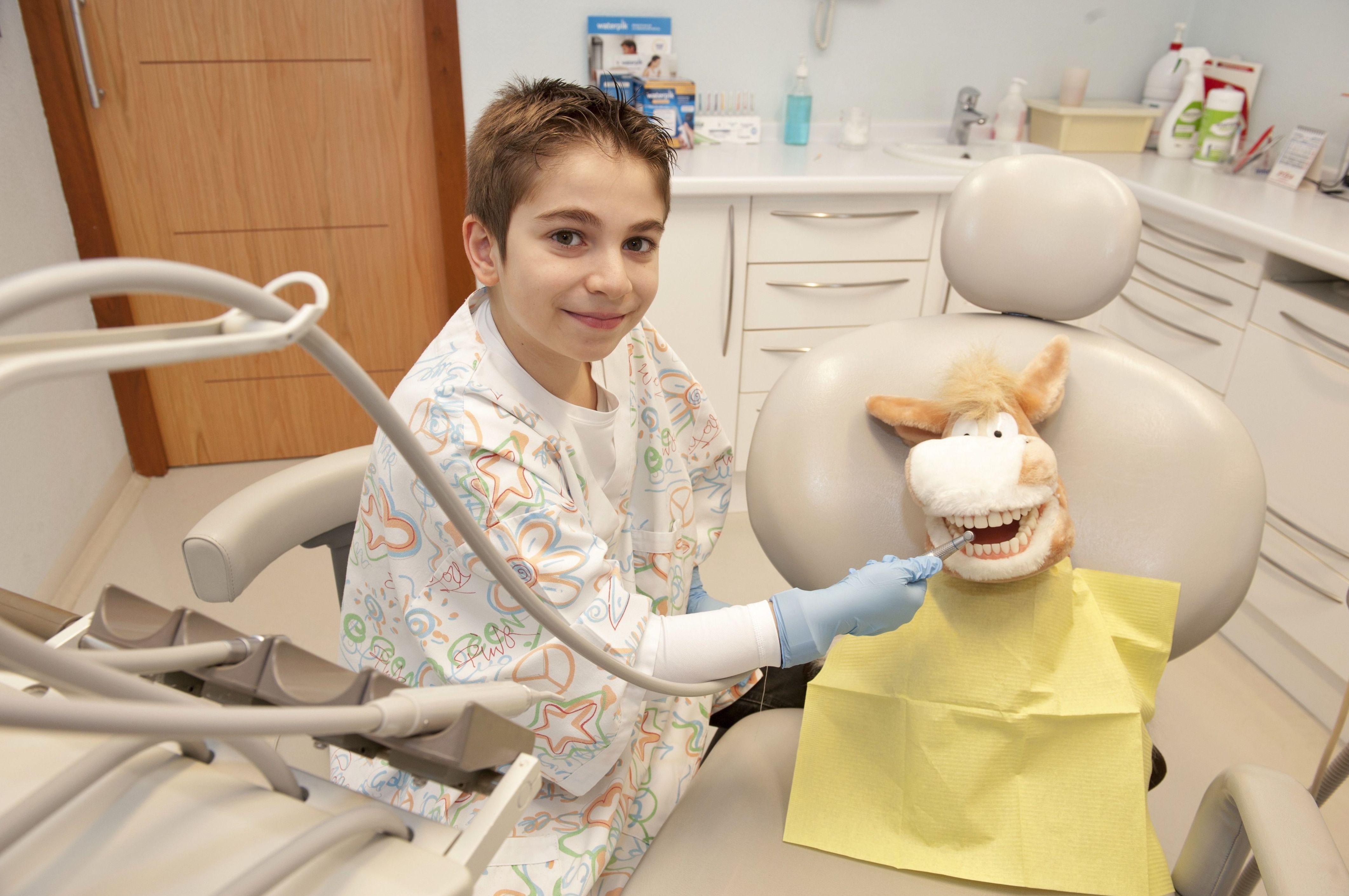 Dentistas infantiles en Ferrol, A Coruña