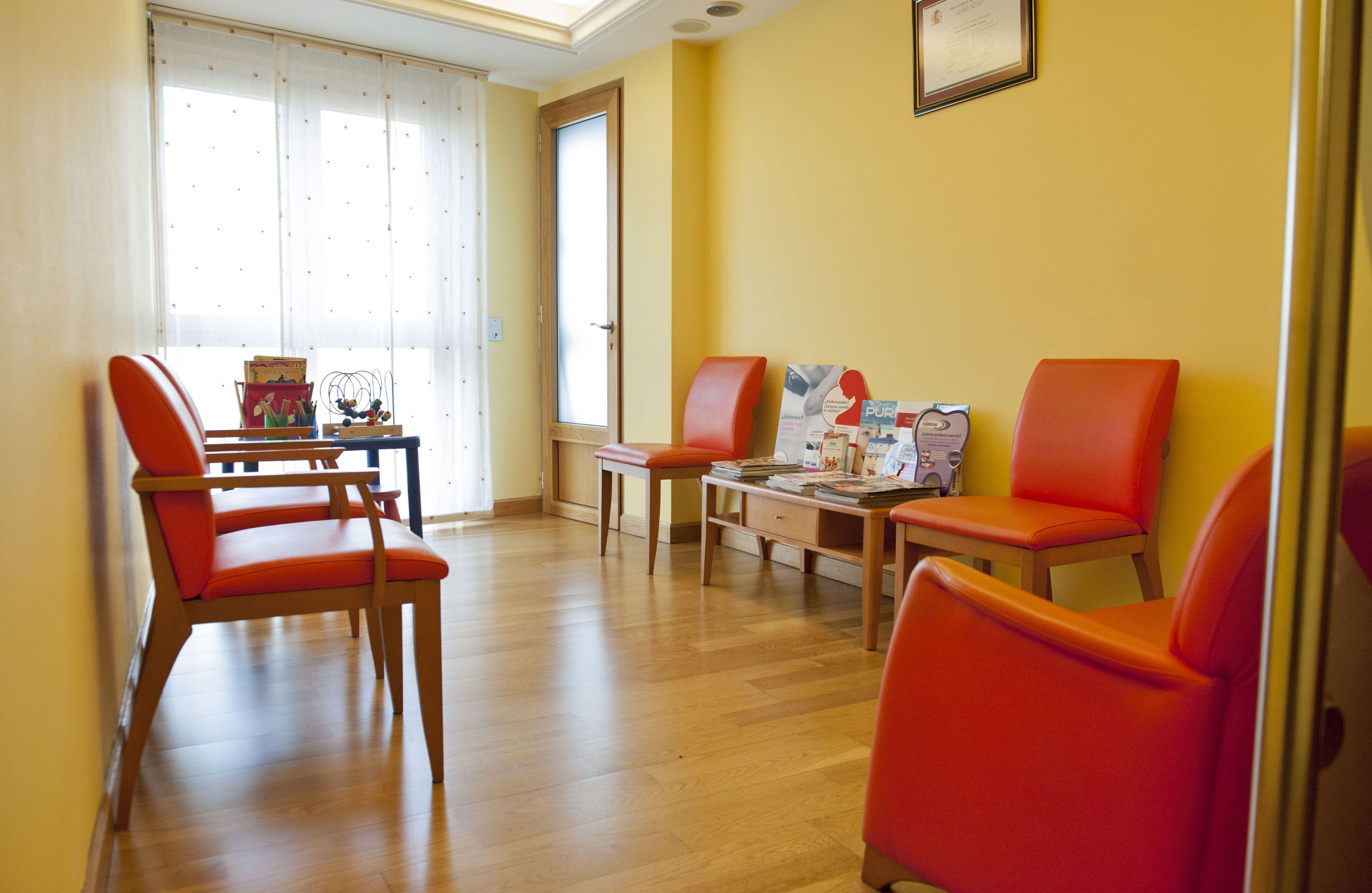 Nuestra sala de espera
