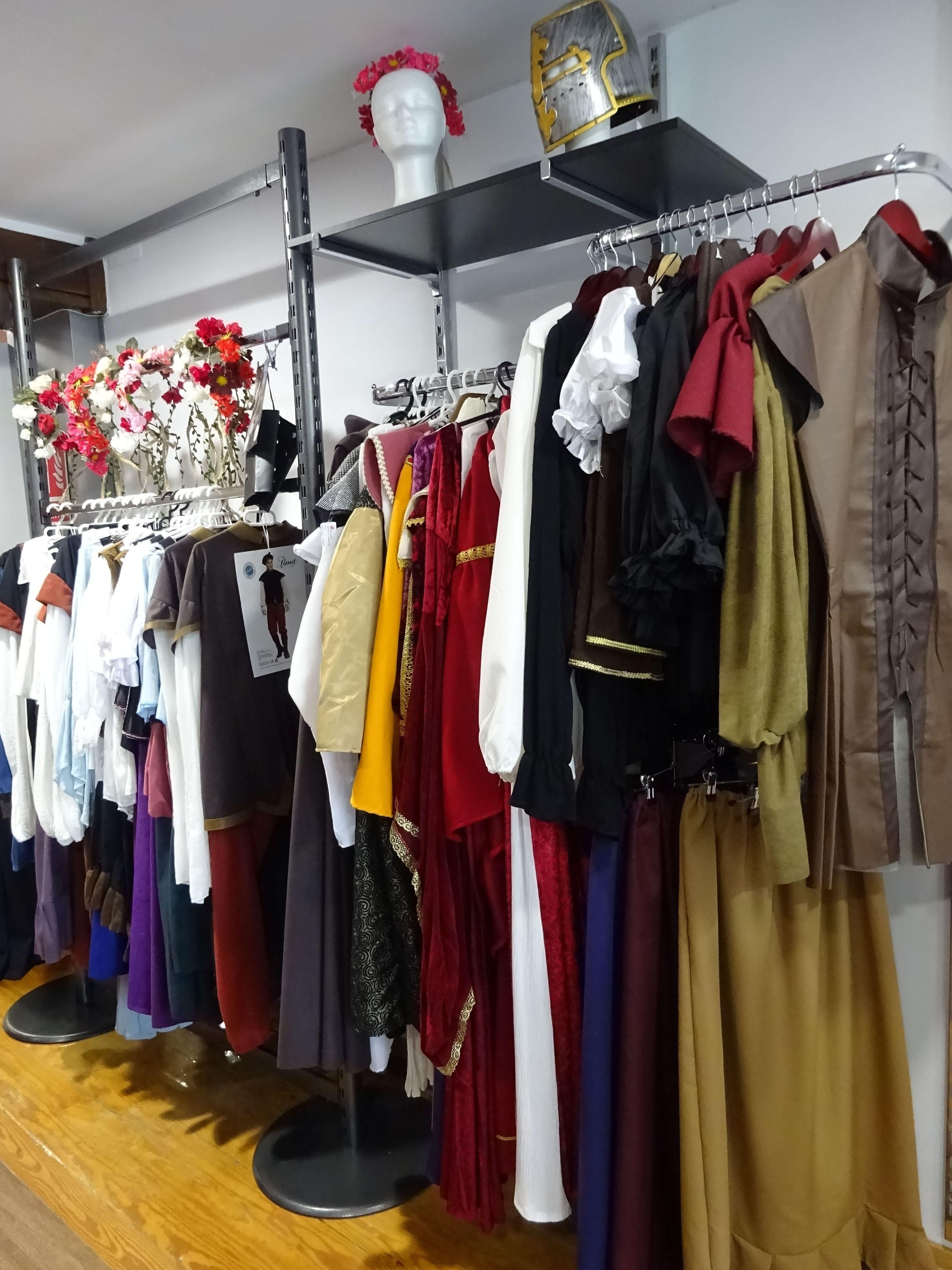 Foto 4 de Disfraces en  | Quimera