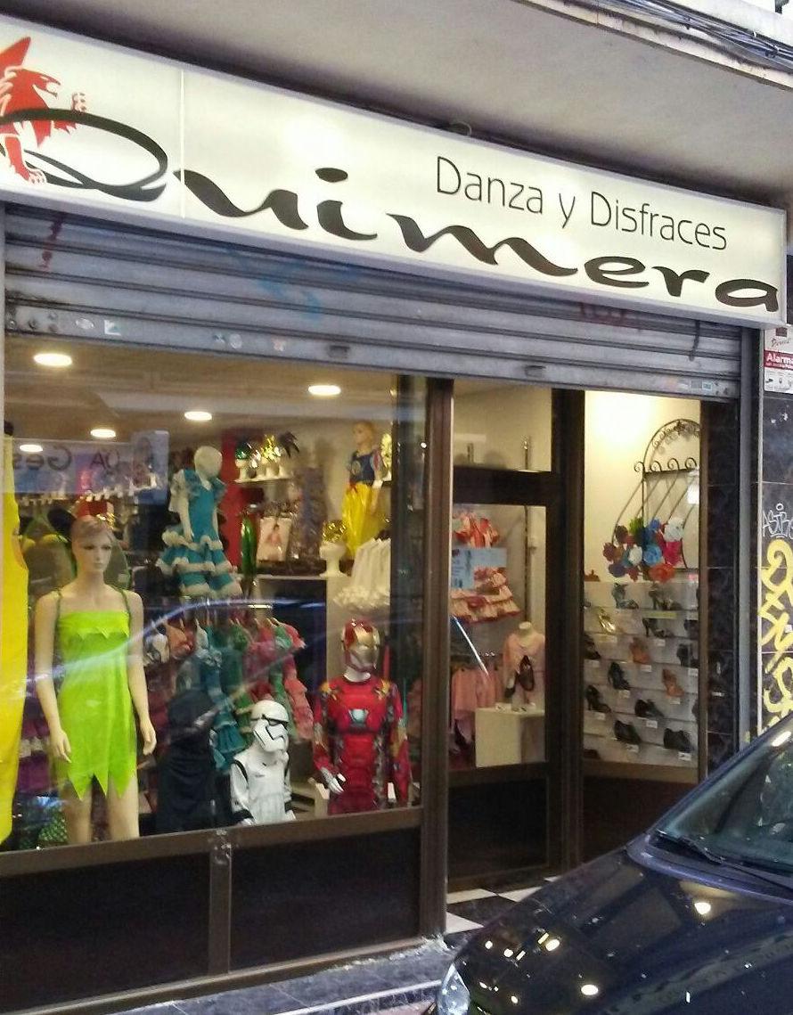 Foto 7 de Disfraces en Alcalá de Henares | Quimera