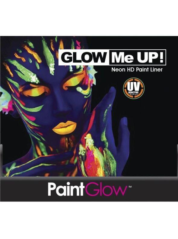 ¡¡NOVEDAD!! Maquillaje Glow in the Dark: Catálogo de Quimera