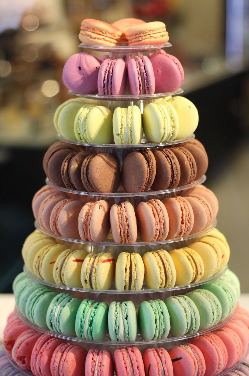 Macaroons de Paris