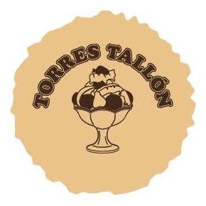 Galleta personalizada Heladerías Torres Tallón (Modecor)
