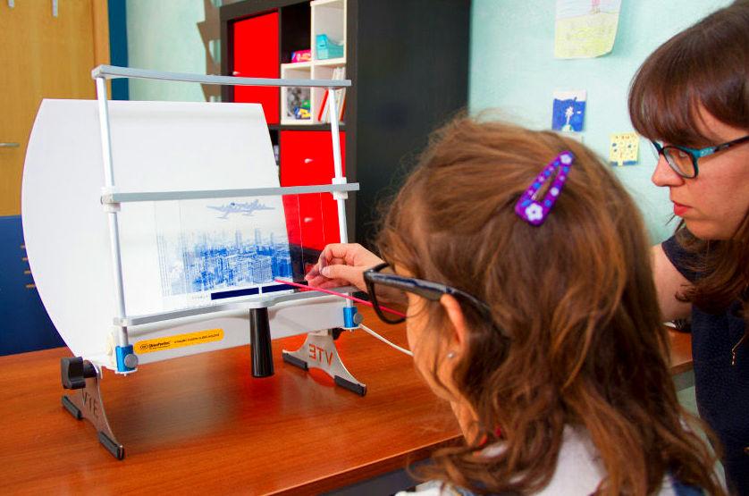 Problemas de aprendizaje: Terapias de Visualia