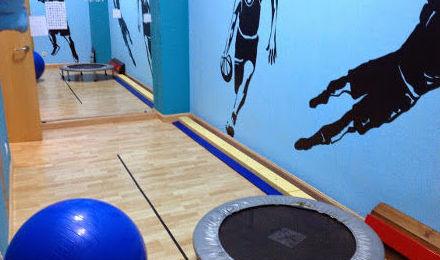 Terapia de reflejos primitivos y movimientos rítmicos