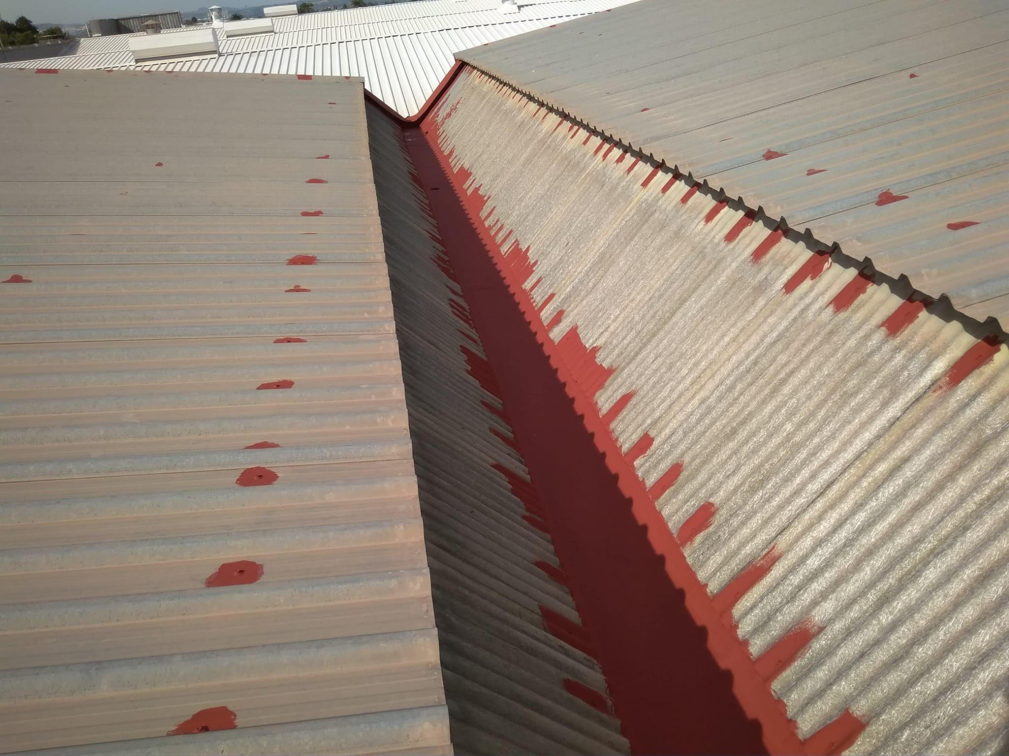 impermeabilización de tejados San Javier