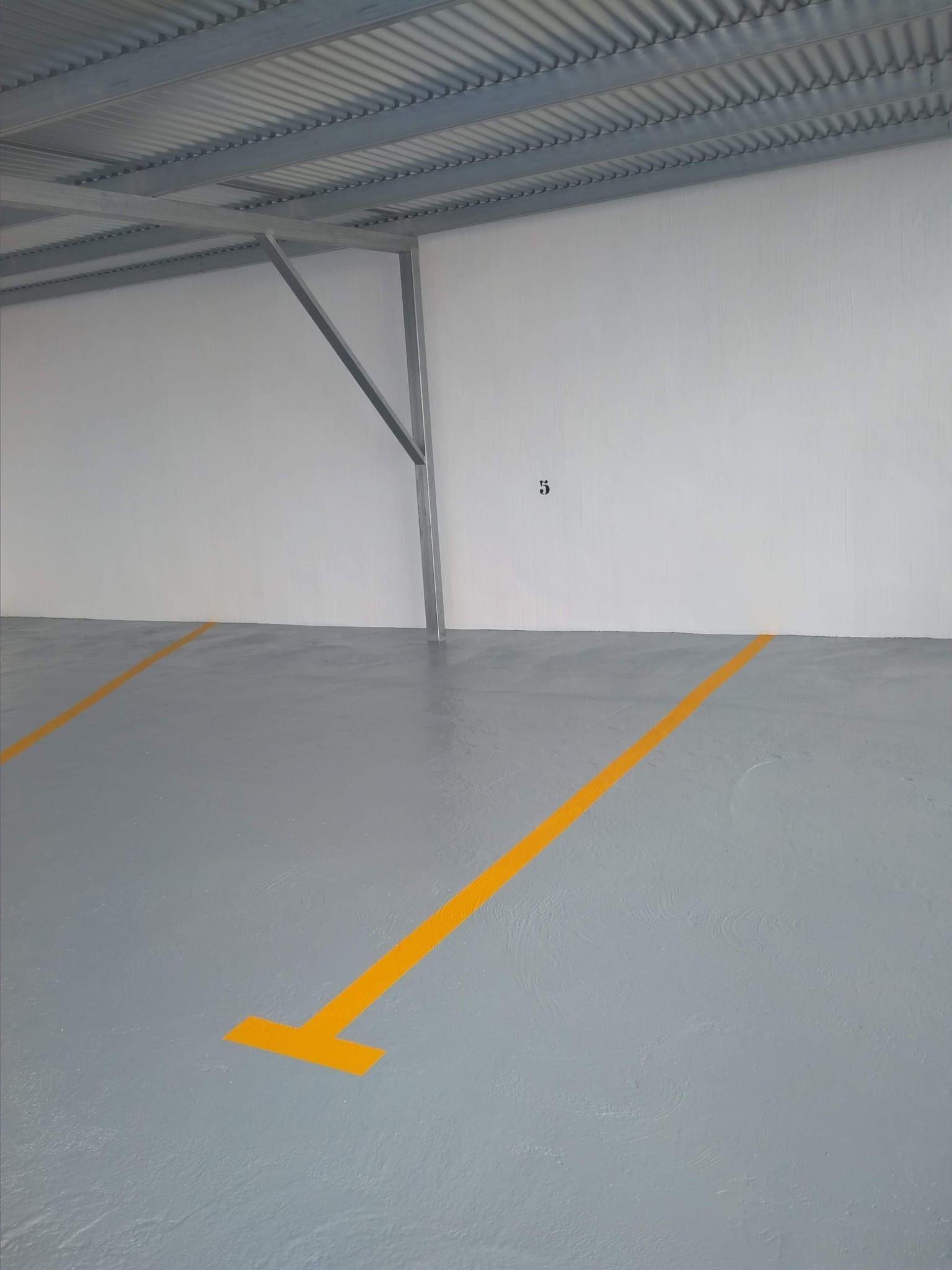pintar garaje San Pedro del Pinatar