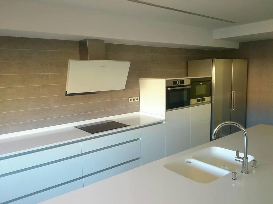Cocinas de diseño en Granada