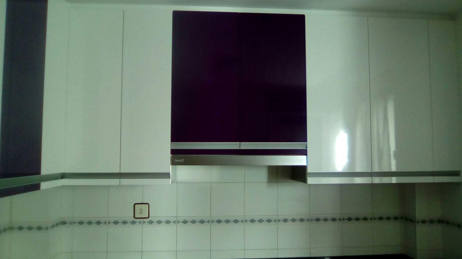 Muebles de cocina de diseño en Almeria