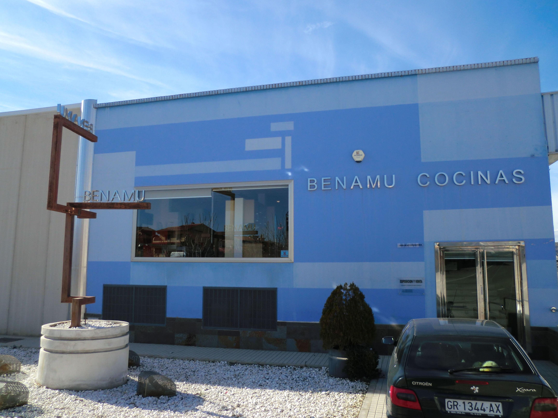 Ven a conocernos, Benamu Cocinas en Granada