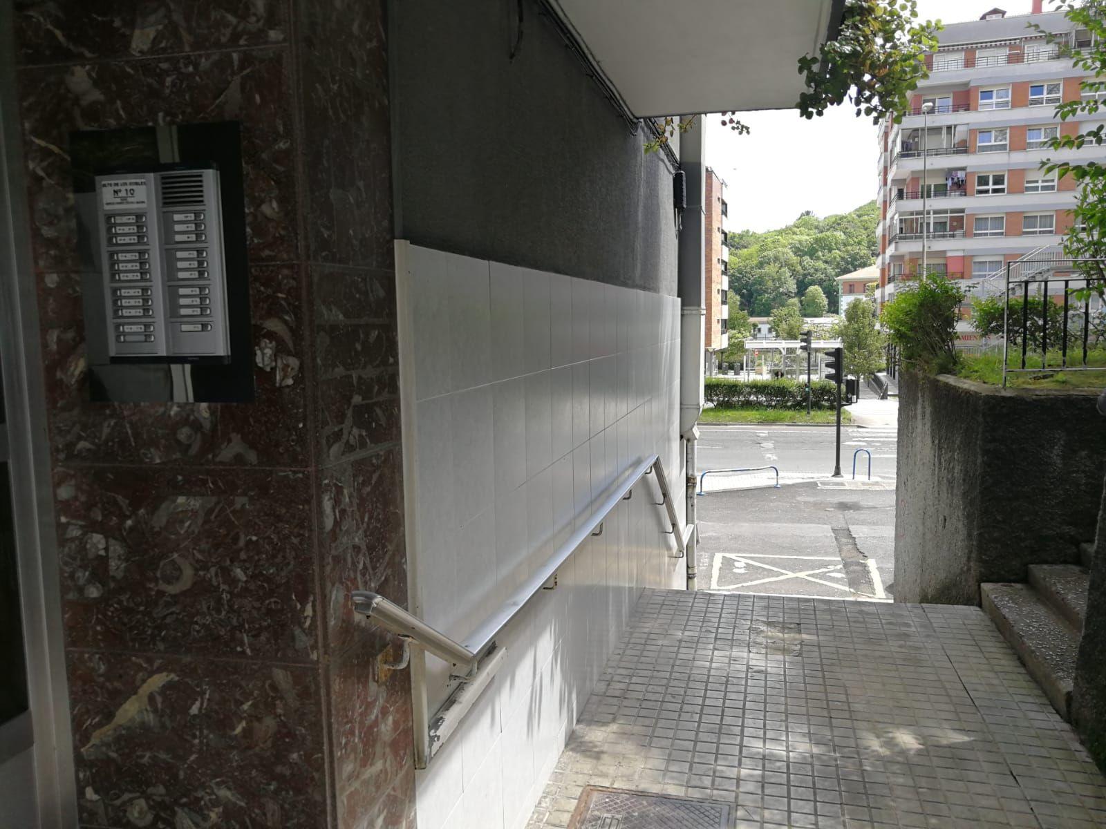 Limpieza portales Donosti