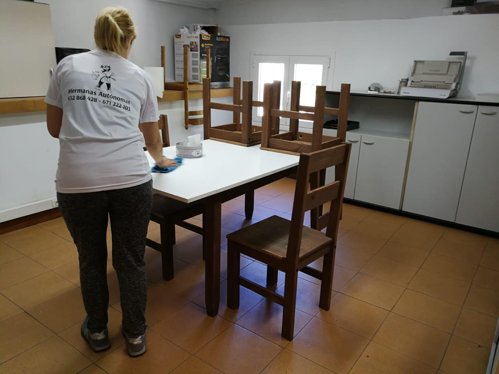 Limpieza de pisos turísticos Donosti