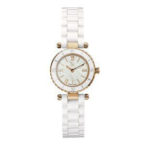 Reloj Sra. Guess Collection Mini Chic X70011L1S Ceramica Mujer / 456,00 €