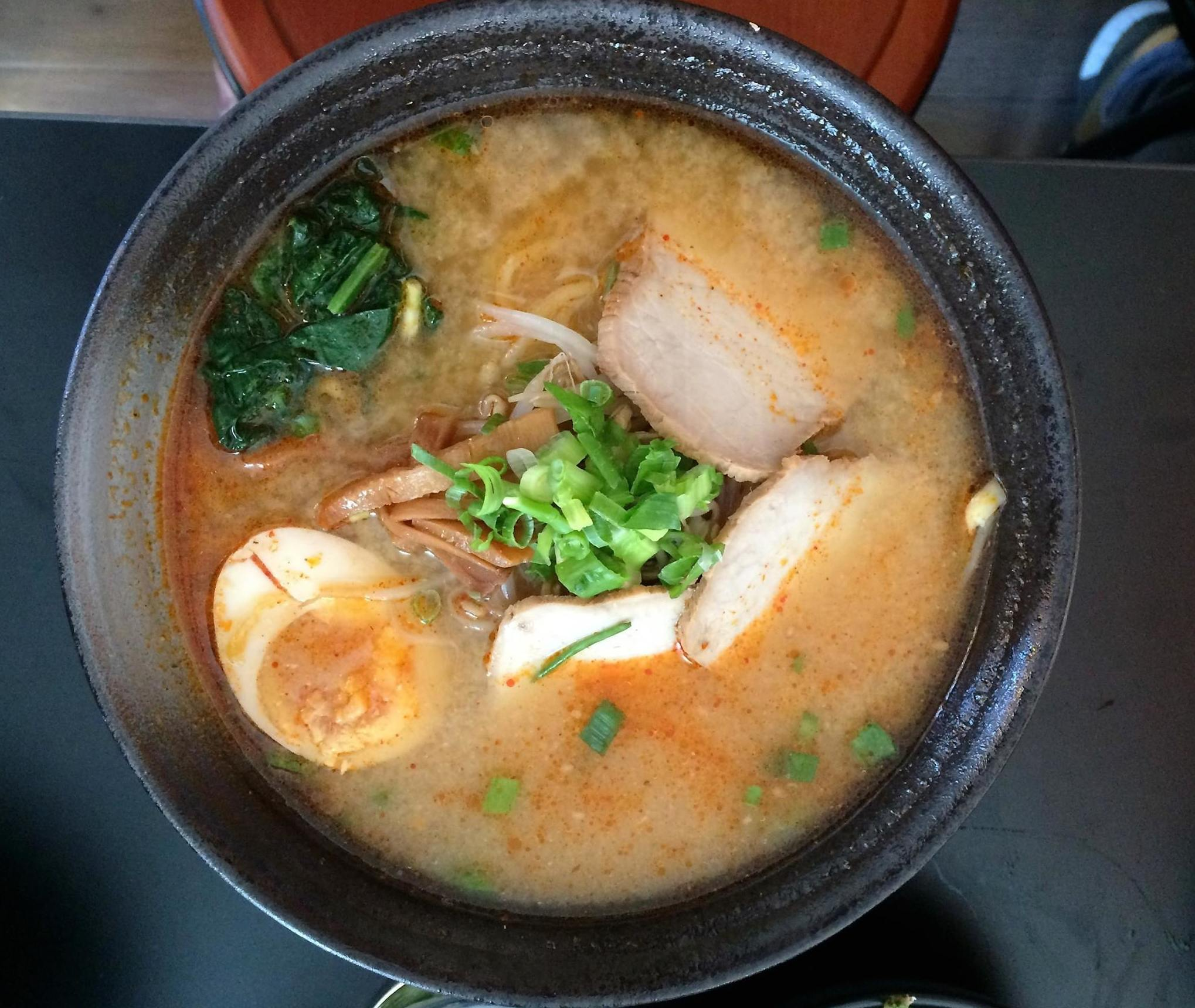 Comida japonesa ramen
