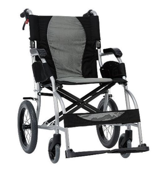 Silla de ruedas  Ergo Lite: Productos y servicios de Ortopedia Delgado, S. L.