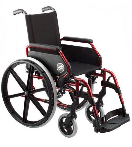 Silla de ruedas manual Breezy 250: Productos y servicios de Ortopedia Delgado, S. L.