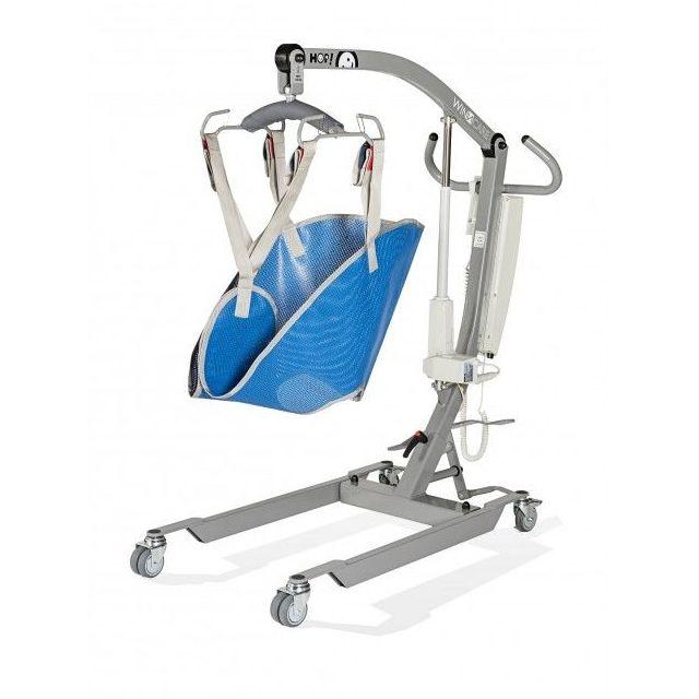 GRÚA HOP: Productos y servicios de Ortopedia Delgado, S. L.