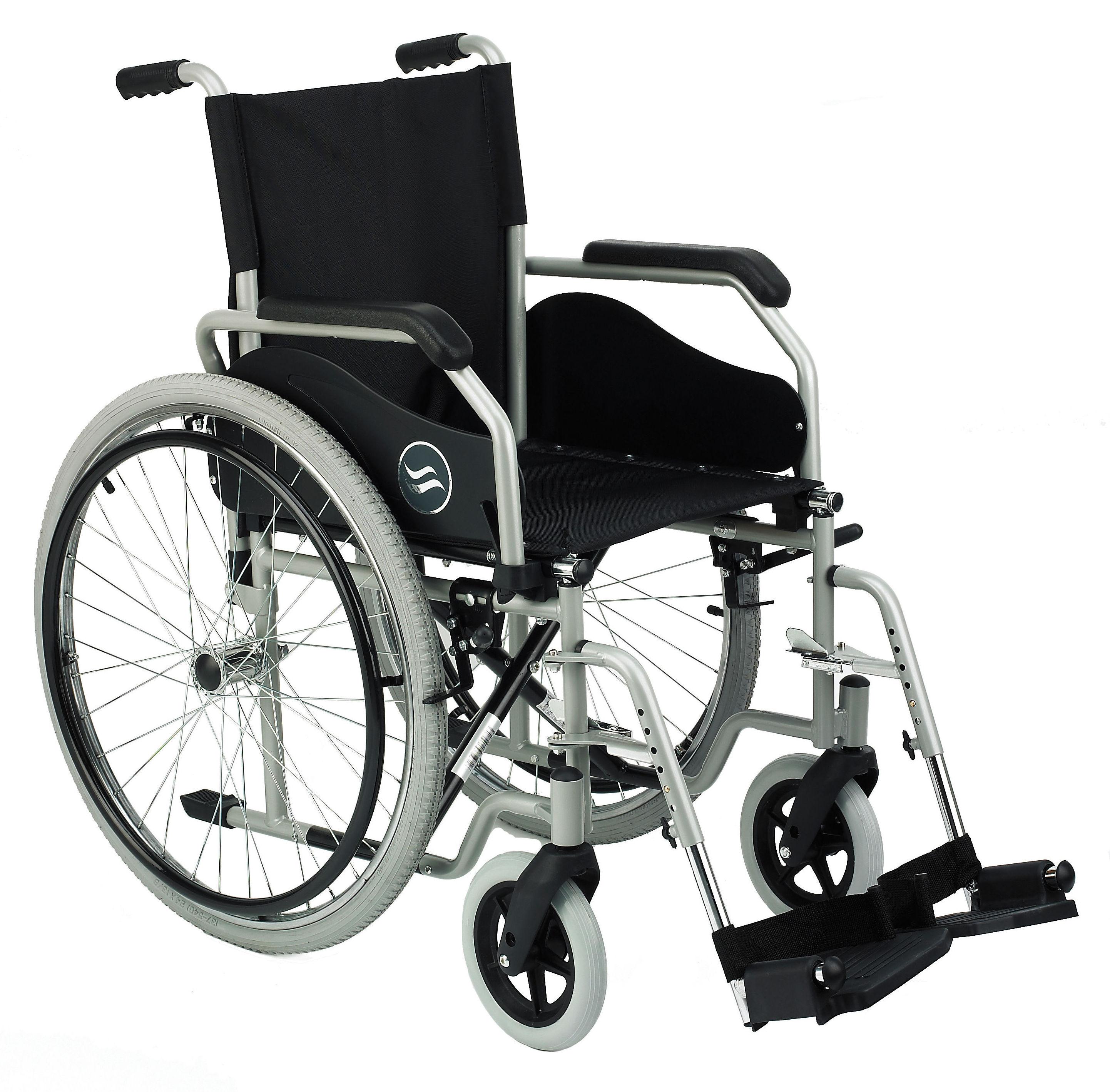 Silla de ruedas manual Breezy 90: Productos y servicios de Ortopedia Delgado, S. L.