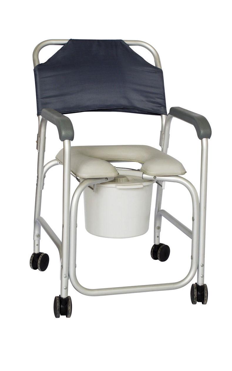 Silla de ba o con inodoro productos y servicios de ortopedia delgado s l - Silla de ruedas con inodoro ...