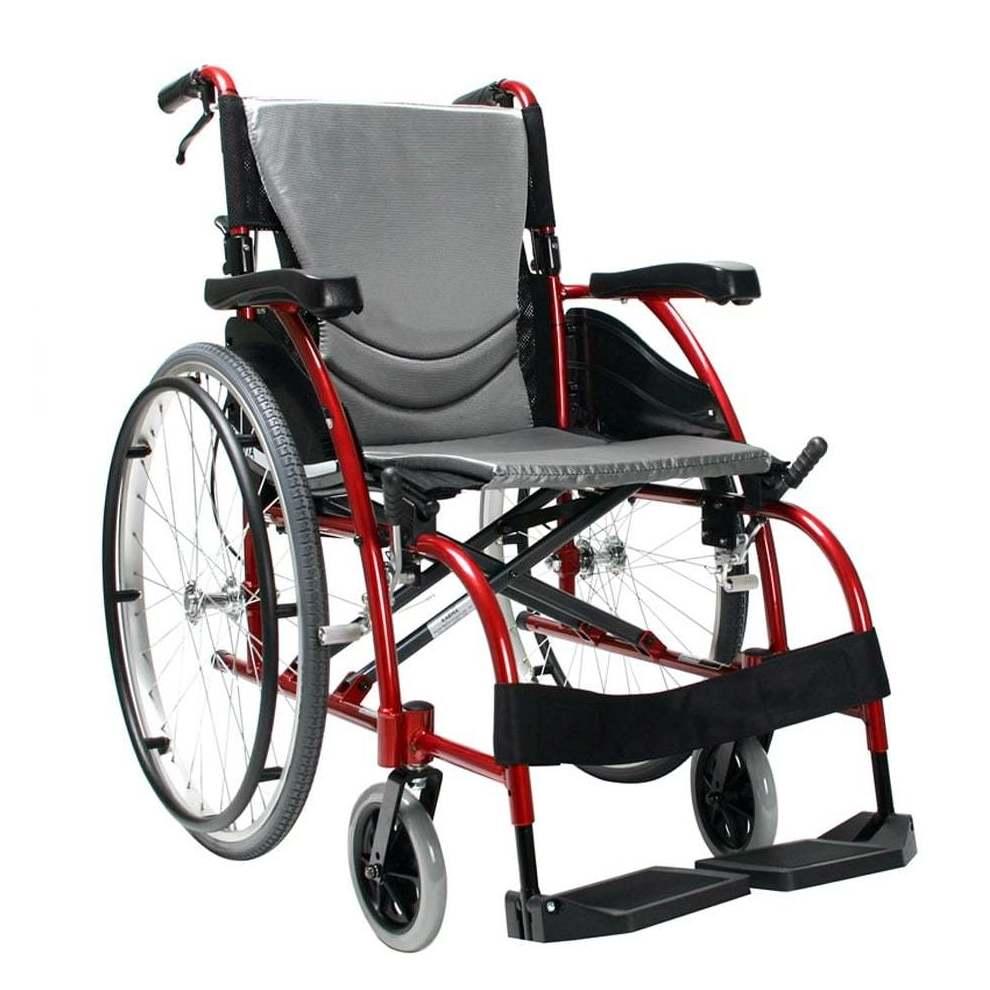 Silla de ruedas S-Ergo 125: Productos y servicios de Ortopedia Delgado, S. L.