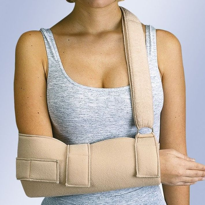 Cabestrillo inmovilizador de hombro: Productos y servicios de Ortopedia Delgado, S. L.