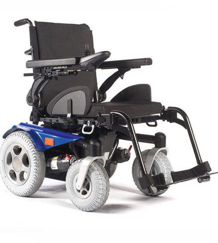 Silla de ruedas eléctrica Salsa R2: Productos y servicios de Ortopedia Delgado, S. L.