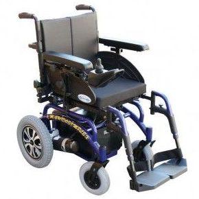 Silla de ruedas eléctrica Mykonos II: Productos y servicios de Ortopedia Delgado, S. L.