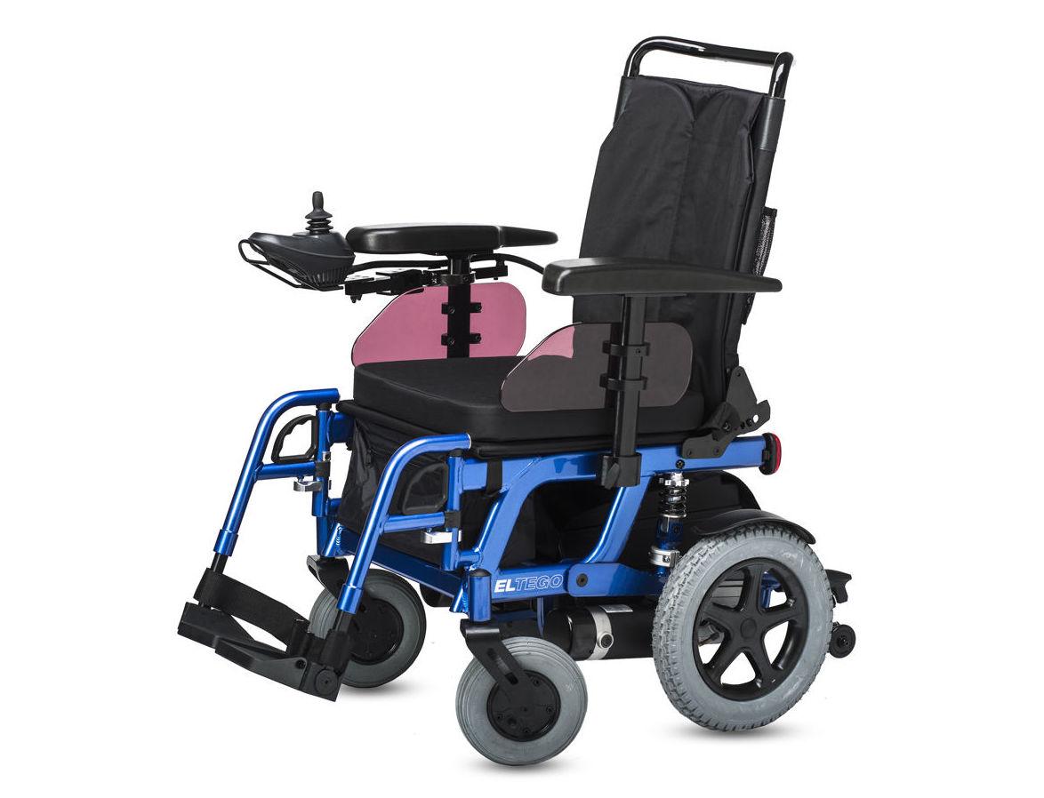 Silla de ruedas eléctrica Eltego: Productos y servicios de Ortopedia Delgado, S. L.