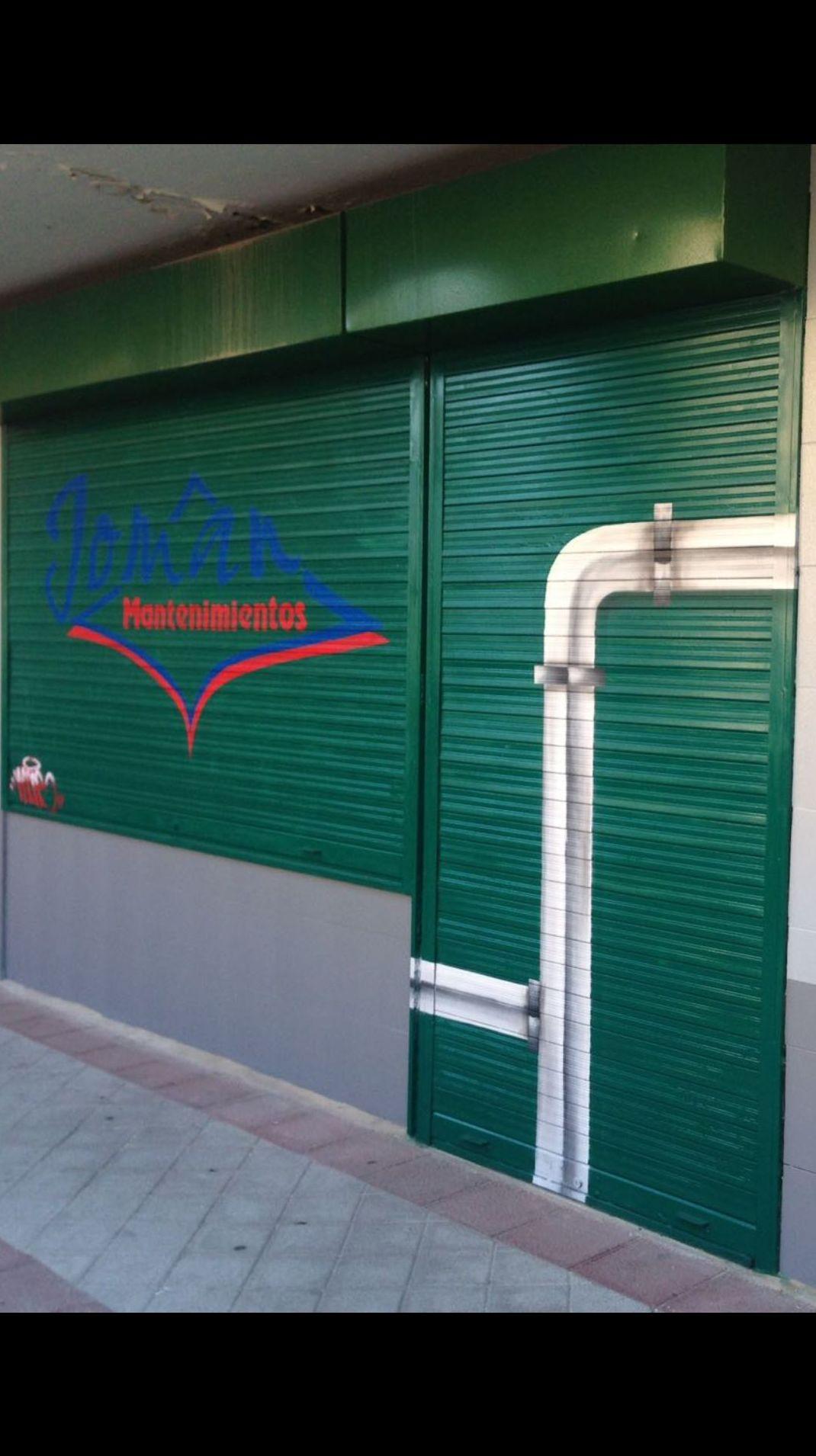 Foto 3 de Mantenimiento de salas de calderas en Fuenlabrada | Joman
