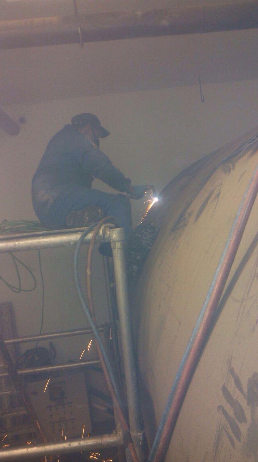 Foto 1 de Mantenimiento de salas de calderas en Fuenlabrada | Joman