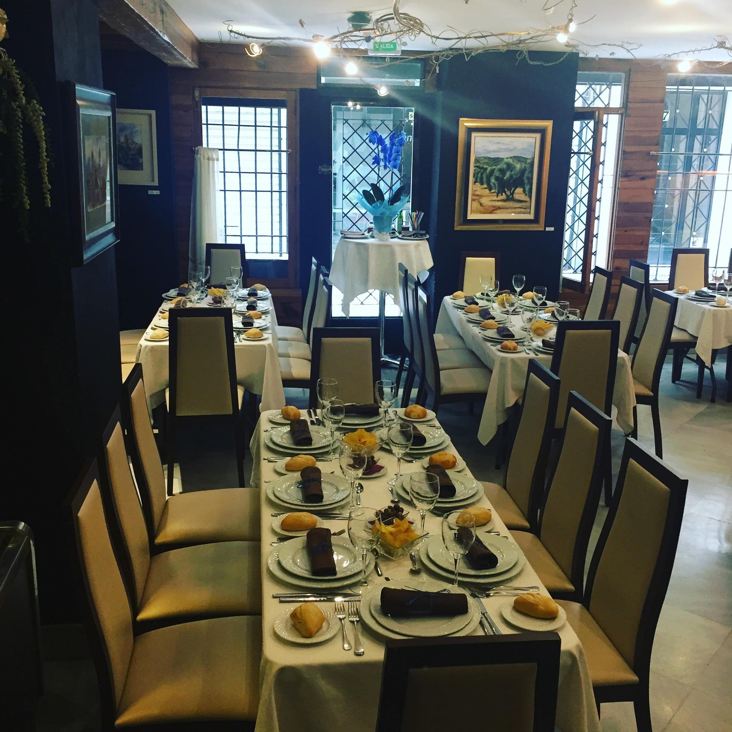 Restaurante en Jaén