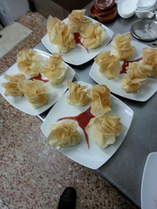 Menú nº 5: Nuestros platos de La Espuela