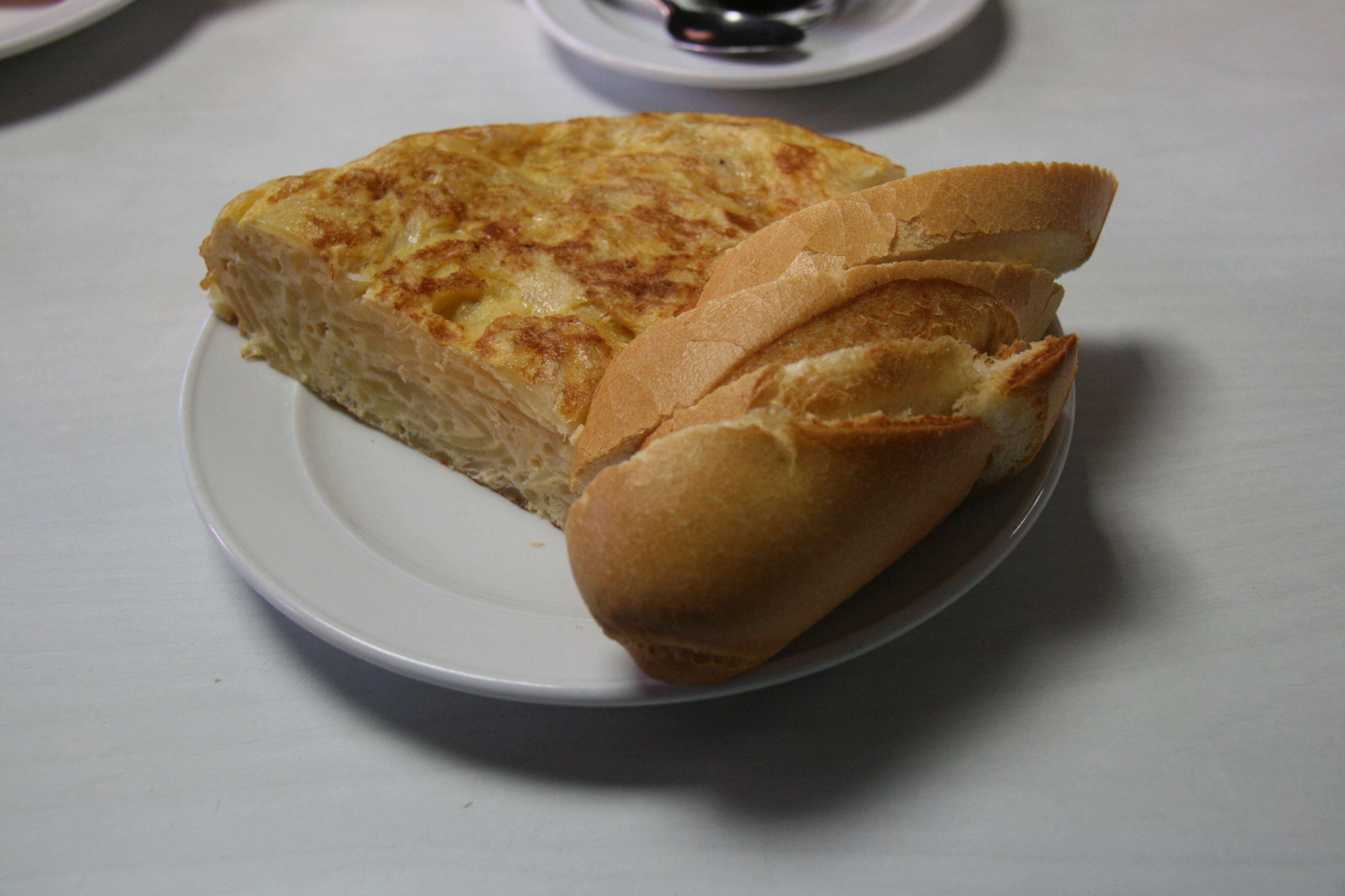 Picoteo: Nuestros platos of La Espuela