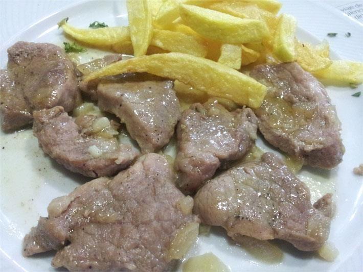 Menú nº 4: Nuestros platos de La Espuela