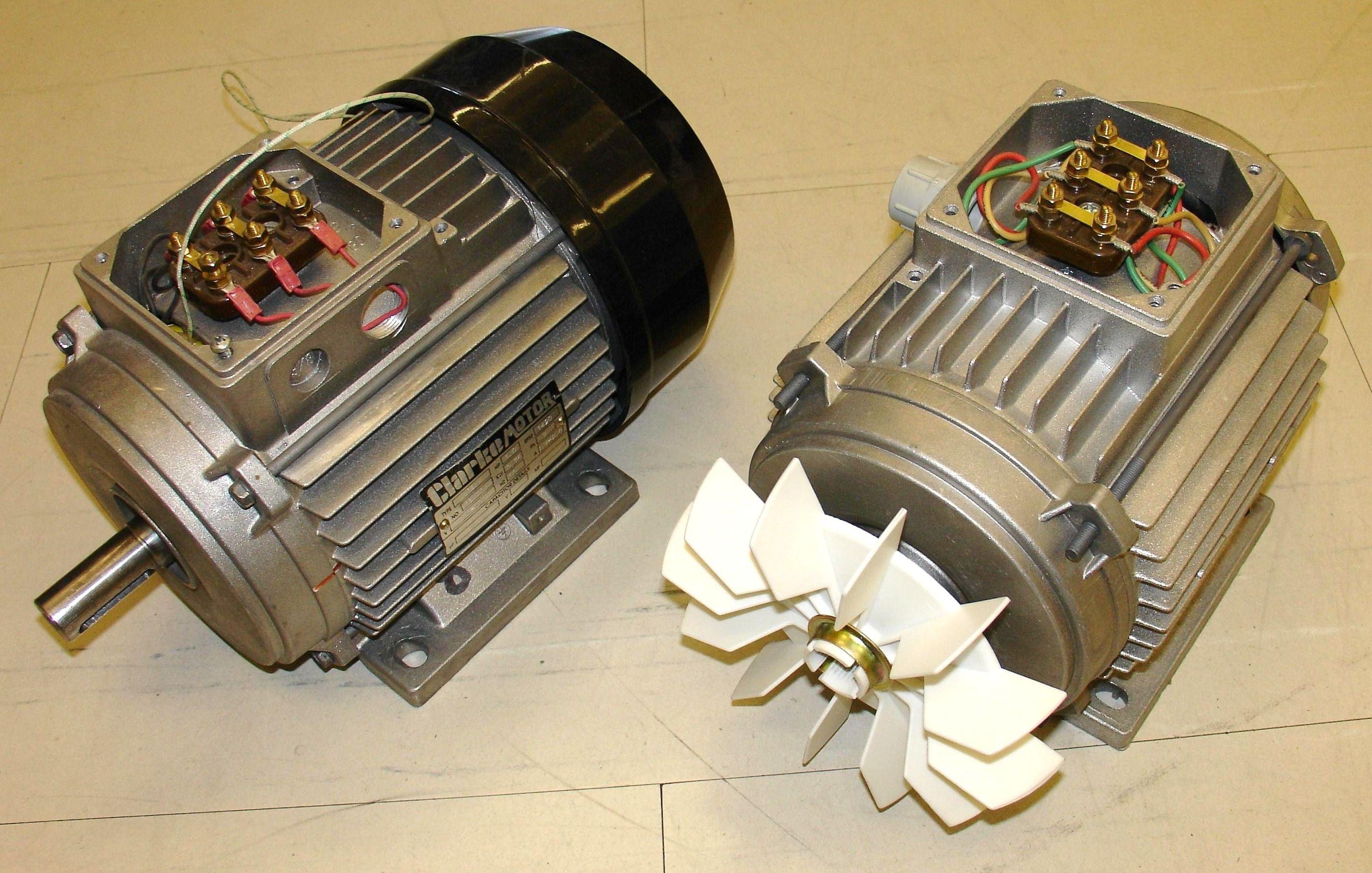 Motor de aire acondicionado en Mallorca
