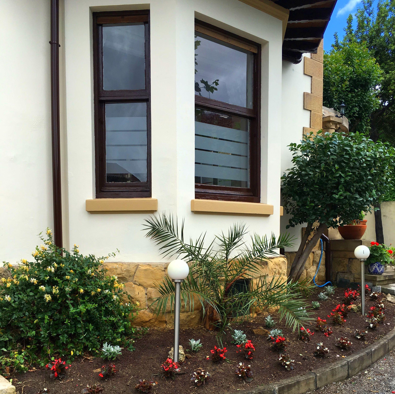 Dando un cambio de imagen al jardín del Hotel Neguri.