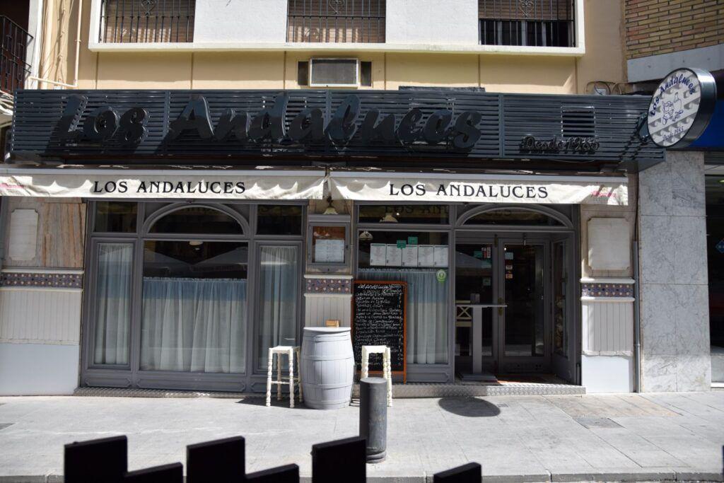 Foto 5 de Cocina andaluza en  | Restaurante Los Andaluces