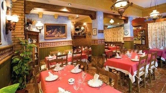 Foto 33 de Cocina andaluza en  | Restaurante Los Andaluces