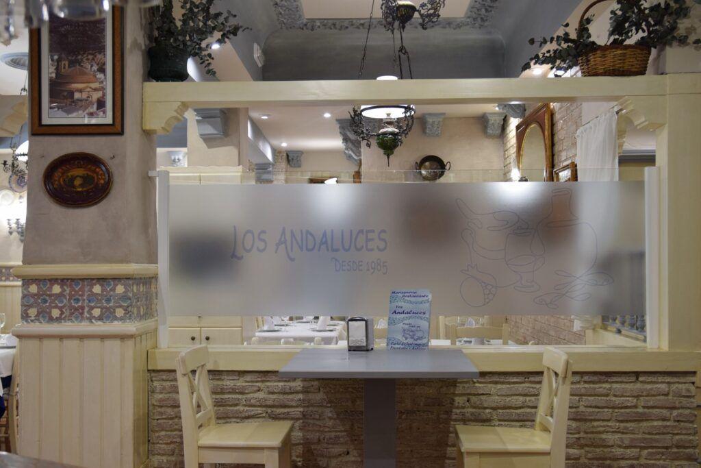 Foto 15 de Cocina andaluza en  | Restaurante Los Andaluces