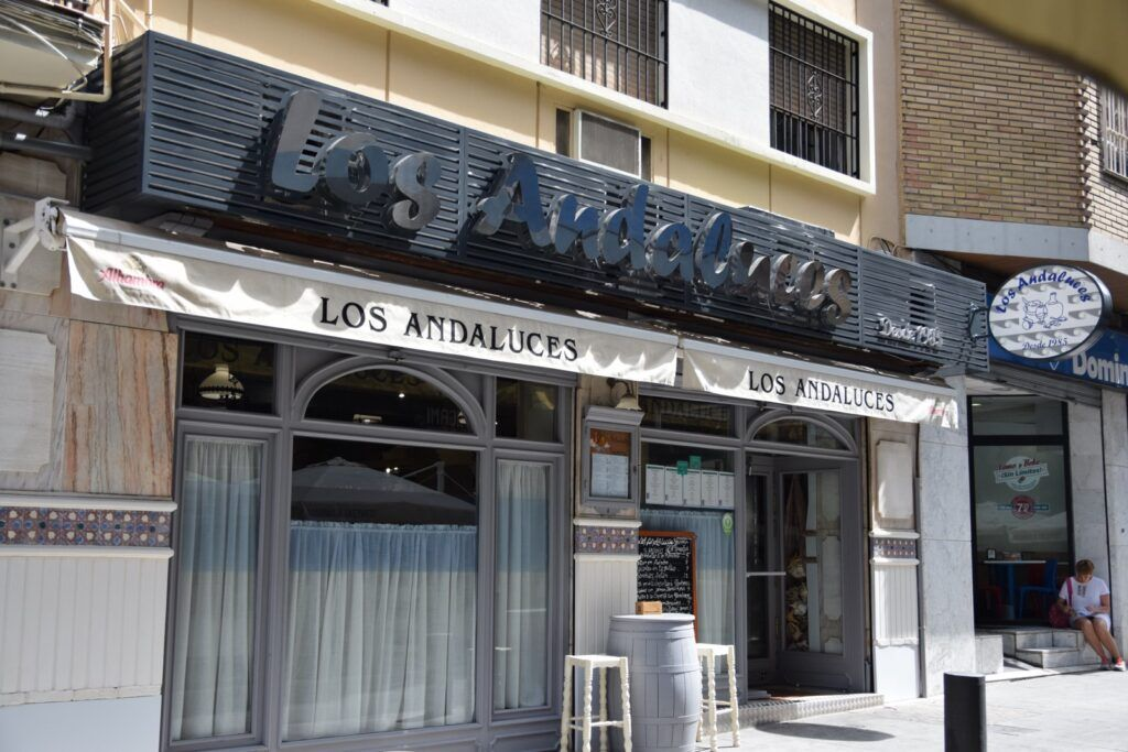 Foto 1 de Cocina andaluza en  | Restaurante Los Andaluces
