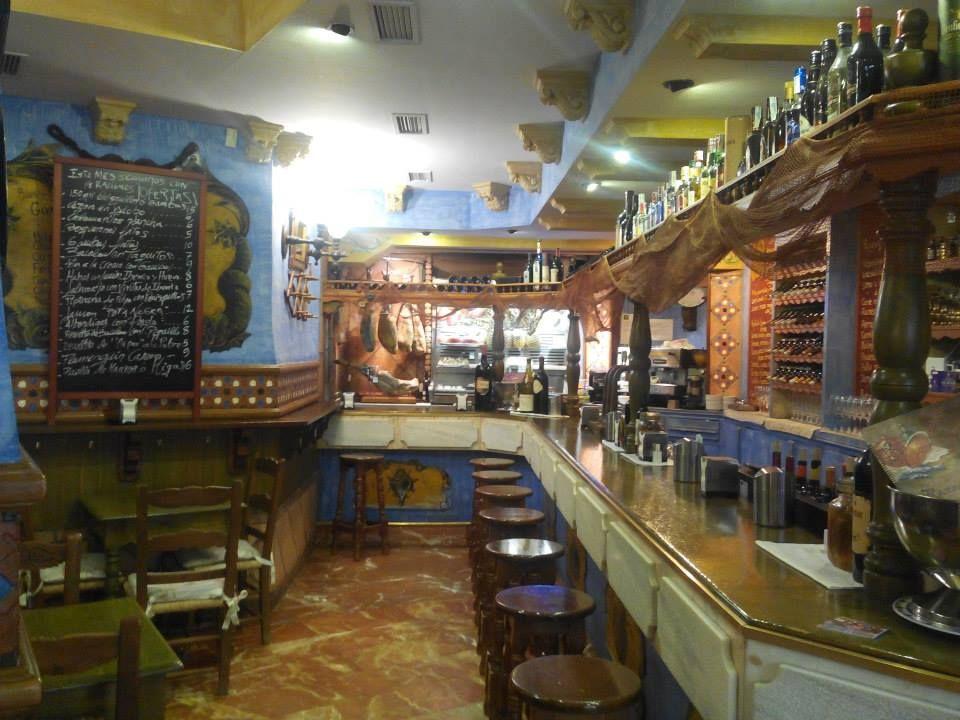 Foto 28 de Cocina andaluza en  | Restaurante Los Andaluces