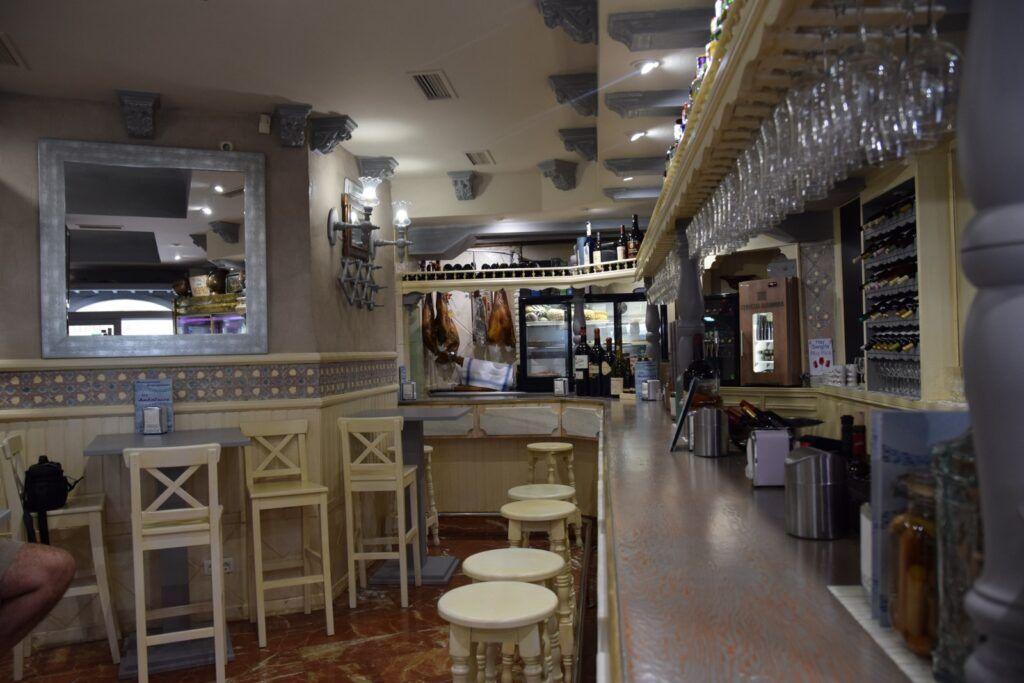 Foto 17 de Cocina andaluza en  | Restaurante Los Andaluces