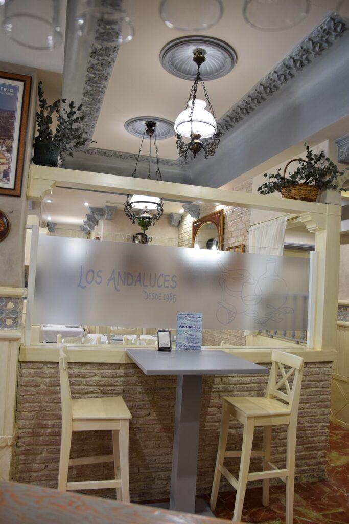 Foto 12 de Cocina andaluza en  | Restaurante Los Andaluces