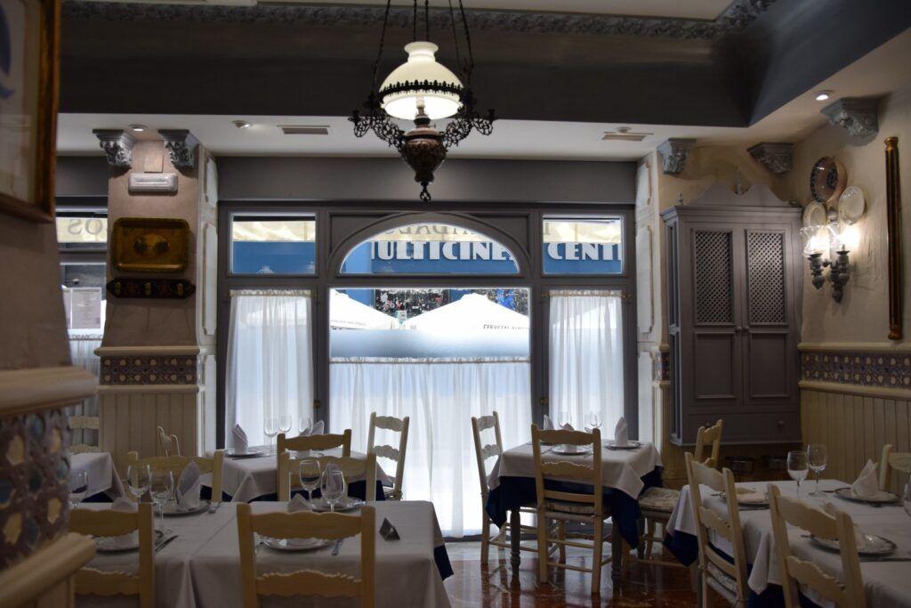 Foto 14 de Cocina andaluza en    Restaurante Los Andaluces