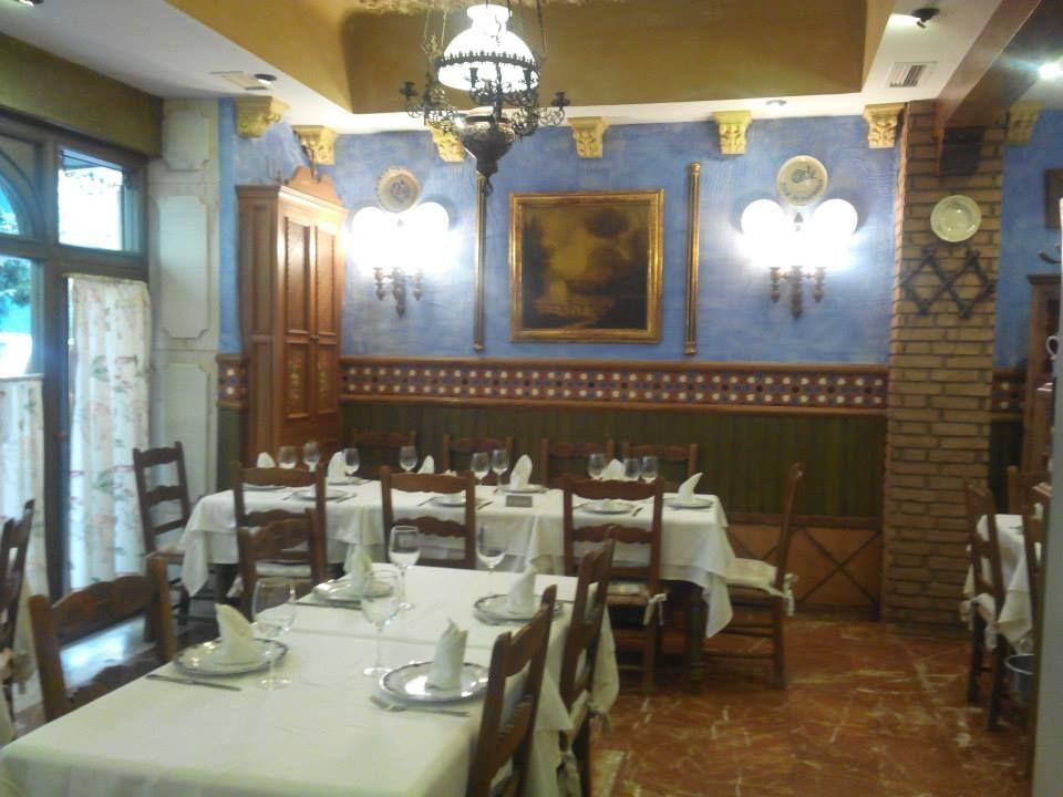 Foto 21 de Cocina andaluza en  | Restaurante Los Andaluces