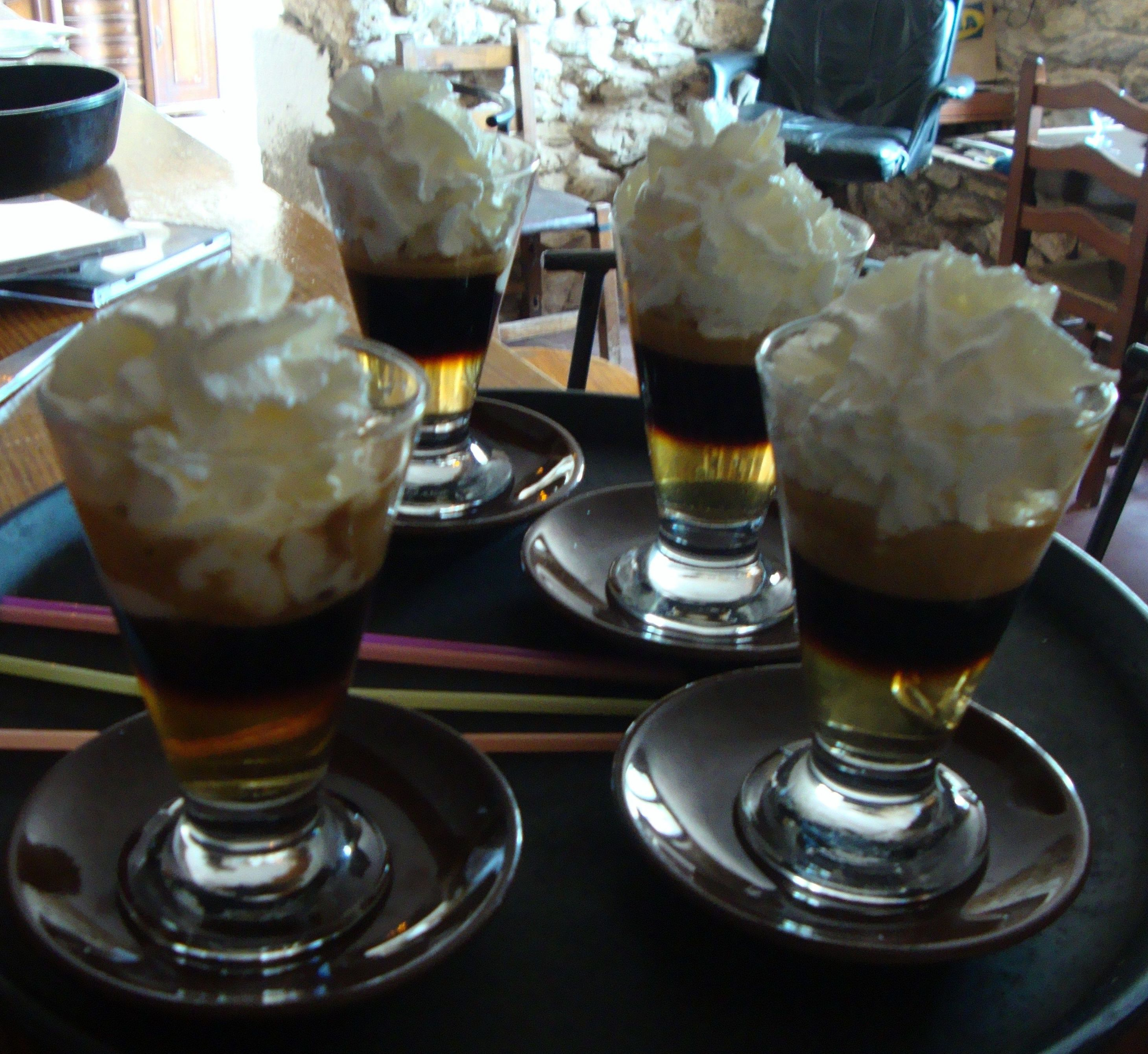 "Catalan style ""Irish Coffee""!!"