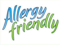 If you have an allergy, speak to our staff
